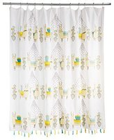 Now Designs Larry and Friends Llama Shower Curtain