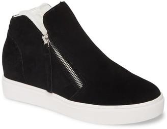 Steve Madden Caliber Faux Fur Lined Sneaker