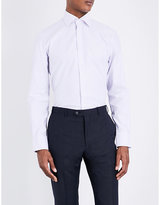 Thomas Pink Thomas Pink Strummer Texture Slim-fit Cotton Shirt