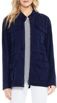 Vince Camuto Women's Twill Cargo Jacket