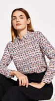 Esprit Floaty patterned viscose blouse