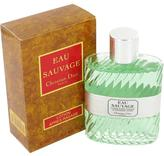 Christian Dior EAU SAUVAGE by After Shave for Men (3.4 oz)