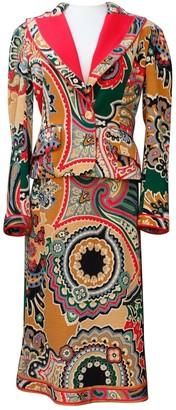 Leonard Multicolour Wool Jackets