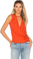 Heartloom Shya Top in Orange. - size L (also in M,S,XS)