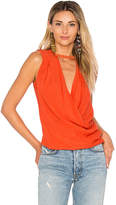 Heartloom Shya Top in Orange
