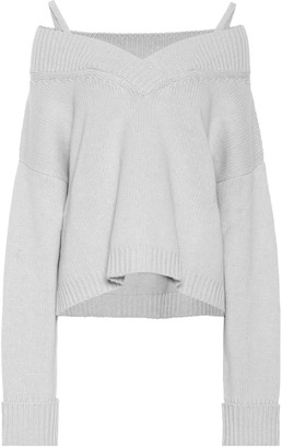 Maison Margiela Wool and cashmere sweater