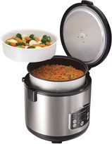 Hamilton Beach Digital Simplicity Rice Cooker and Steamer