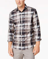 Alfani Men's Geometric Shirt, Created for Macy's