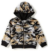 True Religion Little Boys 2T-7 Metallic Camouflage Hoodie