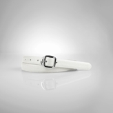 Ralph Lauren Skinny Martingale Leather Belt