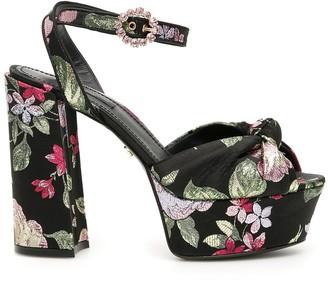 Dolce & Gabbana Keira Platform Sandals