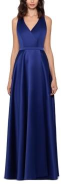 Xscape Evenings Satin Ball Gown