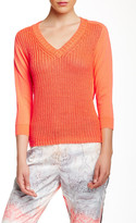 Ted Baker Lills Neon Knit Sweater