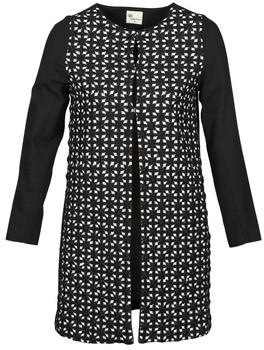 Stella Forest AMA001 women's Coat in Black