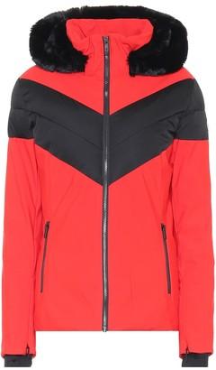Fusalp Anne faux fur-trimmed ski jacket