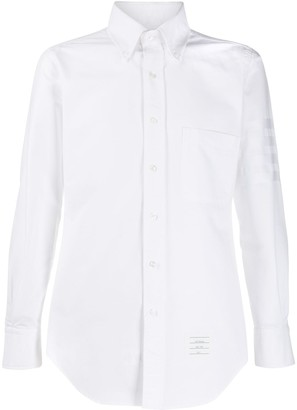 Thom Browne Classic Fit 4-bar Button Down