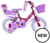 Raleigh Molli Girls Bike 14 Inch Wheel