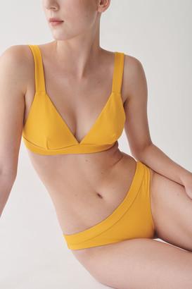 Cos Triangle Bikini Top