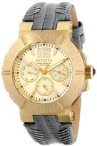 Invicta Women's 14741 Angel Analog Display Swiss Quartz Grey Watch