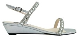 Dyeables Jasmine Wedge Sandal Women's Shoes