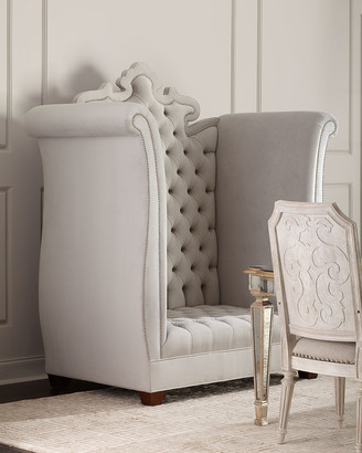 Haute House Ella Tufted Loveseat