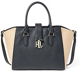 Lauren Ralph Lauren Carrington Collection Bethany Colorblocked Shopper