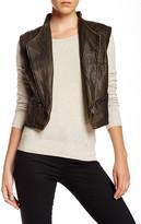 Jakett Ellie Faux Leather Vest