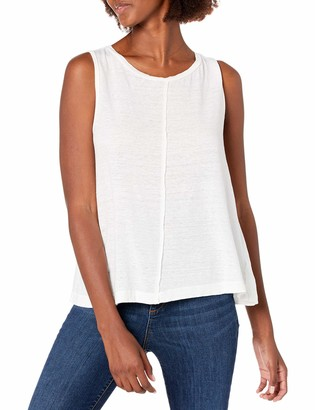 Velvet by Graham & Spencer Women's Linen Knit Tank