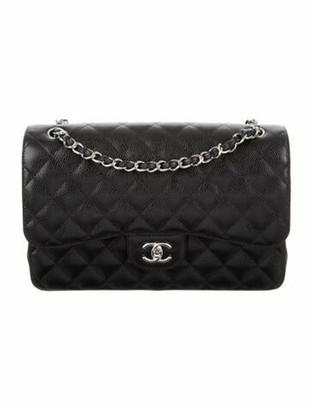 Chanel Jumbo Classic Double Flap Bag Black