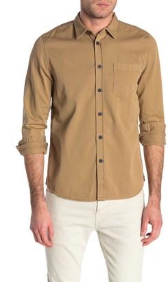 Nudie Jeans Henry Regular Fit Denim Shirt