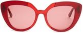 Marni Prisma cat-eye sunglasses