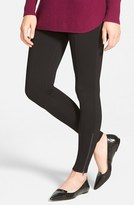 Nordstrom Women's Zip Detail Leggings