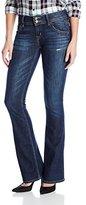 Hudson Women's Signature Bootcut Flap Pocket Jean