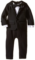 DSQUARED2 Two-Piece Tuxedo Romper Boy's Jumpsuit & Rompers One Piece