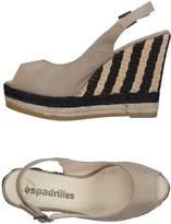 Espadrilles Sandals - Item 11275592