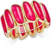 Charter Club Gold-Tone Colored Shell Bracelet, Only at Macy's