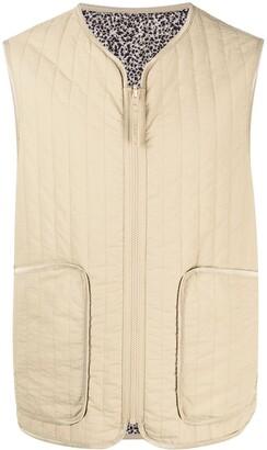 Kenzo Reversible Gilet Jacket