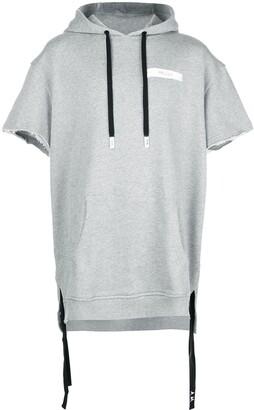 Haculla short sleeved hoodie