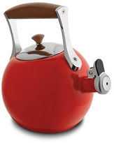 Nambe NEW Meridian Red Kettle