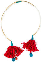 Aurelie Bidermann Sioux Rigid Necklace