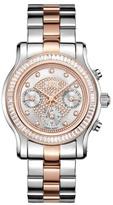 JBW Women's Laurel Diamond Bracelet Watch - 0.09 ctw