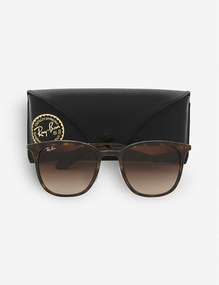 Ray-Ban Rb4278 tortoiseshell sunglasses