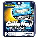 Gillette Fusion5 ProShield Chill Men's Razor Blade Refills, 2 Count, Mens Razors / Blades