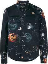 Valentino 'Astro Couture' long sleeved shirt