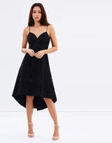 Lumier See The Good Stuff High-Low Dress
