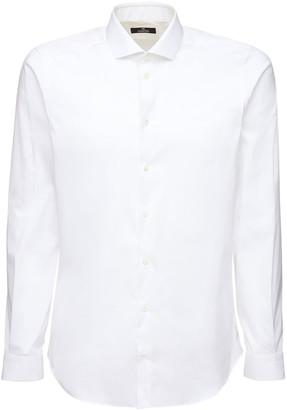 Alessandro Gherardi Stretch Cotton Shirt