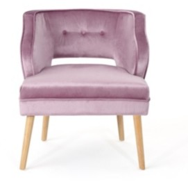 Noble House Mariposa Accent Chair