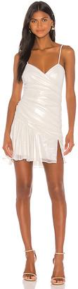 NBD Warp Speed Mini Dress