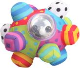 Sassy Bumpy Ball - Bold Colors and Rattle Sounds