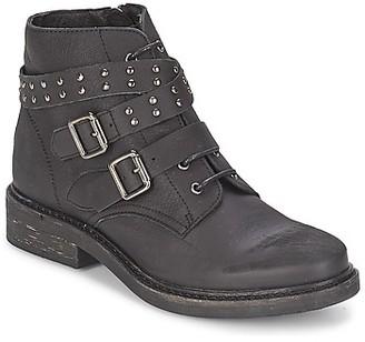 KG by Kurt Geiger SEARCH women's Mid Boots in Black